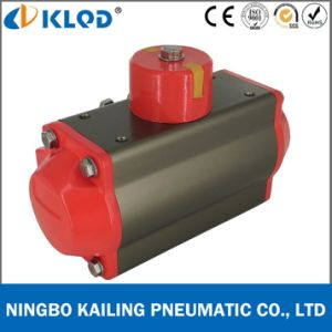 At88s Aluminum Body Material Single Acting Pneumatic Actuator pictures & photos
