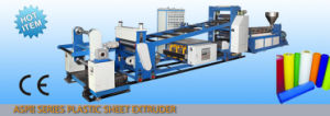 Single Layer Sheet Extruder pictures & photos