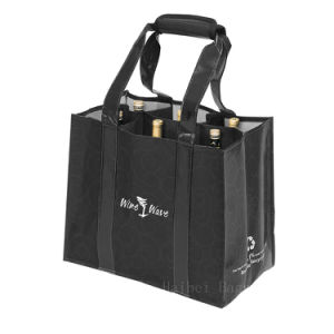 Eco Wine Tote (hbnb-450) pictures & photos