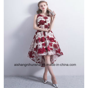 China New Short Evening Gown Wedding Dress Embroidery Formal Dress Prom Dresses China Ball Gown And Formal Dress Price,Cheap Wedding Dresses
