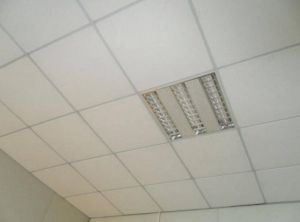 Competitive Price PVC Faced Gypsum Board Ceiling Tile