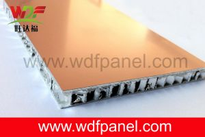 Aluminum Honeycomb Panel for Interior Wall pictures & photos