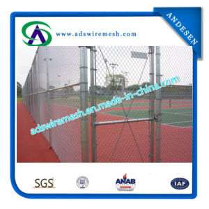 High Quality PVC Coated Chain Link Fence pictures & photos