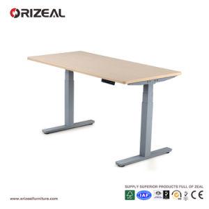 China Standing Desk Sit Stand Office Desk Motorized Adjustable