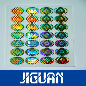 Ex-Factory Price Free Professional Design Custom Made Hologram Sticker pictures & photos