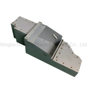 OEM Precision Sheet Metal of SPCC Metal Box pictures & photos