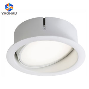 65mm Ip44 Round Downlight Down Lights Kits Recessed Adjustable Led Downlight Ceiling Lights