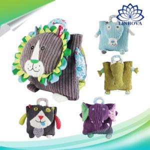 7f1b836d89e China Children Kids Cute Les Deglingos Original Plush Toy Backpack ...