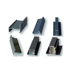 Sliding Window & Door Material Frames Type Anodized Aluminum Profiles