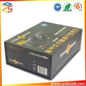 Camera Packaging Magnetic Flip Lid Cardboard Gift Box