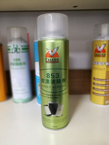 China Falcon 853 Gasket Remover Glue Stains Scavenging Agent China