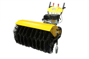 Big Power and Cheap Gasoline Sweeper