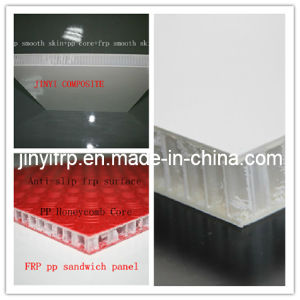 PP Honeycomb Boards with FRP Anti-Skid Sheet for Foot Treadle