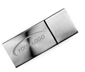 Free Laser Logo 64G Metal 1GB USB Flash Drive pictures & photos