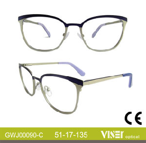 Metal New Fashion Optical Frames (90-B) pictures & photos