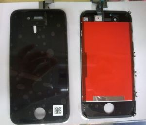 LCD with Touch Screen Complete Assembly for iPhone 4s