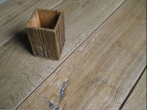 Oak Engineered Wood Parquet / Wooden Flooring