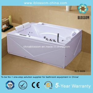 ABS Massage Jacuzzi Whirlpool Bathtub (BLS-8808) pictures & photos