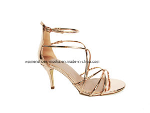 Sexy fashion High Heel Women Sandals with Peep Toe