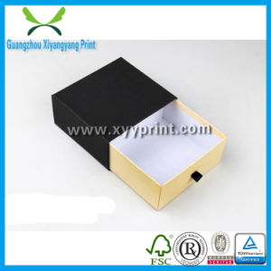 Custom Logo Printed Cardboard Paper Packaging Drawer Box pictures & photos
