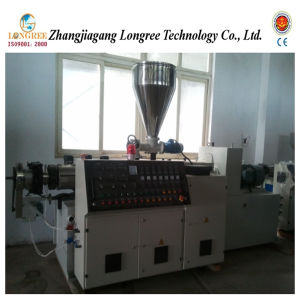 Plastic Compounding Extruder pictures & photos