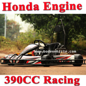 Made in China New 300cc/400cc Honda Engine Go Kart Racing with Clutch (MC-495) pictures & photos