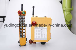 Single Speed Industrial Wireless Radio Remote Control F21-16s pictures & photos