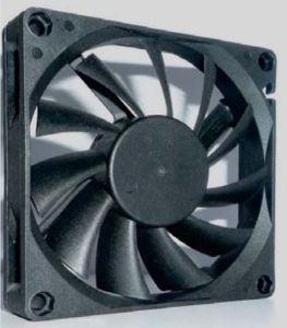 80X80X10mm Cup Fan Cooler DC8010 Fan