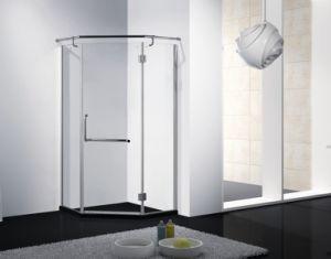 Captivating 10mm Frameless Tempered Glass Hinge Shower Enclosure Shower Cabin Shower  Room Bathroom Shower Box Shower Cubicle