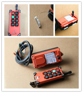 F21-6s Industrial Wireless Remote Control with 8 Buttons Single Speed pictures & photos