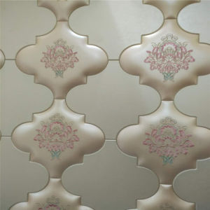 3D Wall Panel Decoration Wall Panel Decorative Board Soft Roolls PU Leather pictures & photos