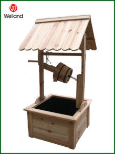 Outdoor Garden Wishing Well Planters