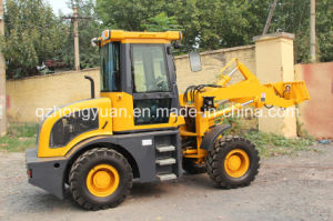 Tractor Loader 1.6ton Zl16f with Euro 3 Engine pictures & photos