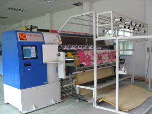 Mattress Quilting Machine of Multi Needle High Speed Chain Stitch (YXN-94-3C) pictures & photos