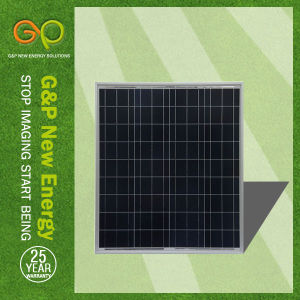 G&P 50wp Poly Solar Panel, Solar Power, Solar Moudle pictures & photos