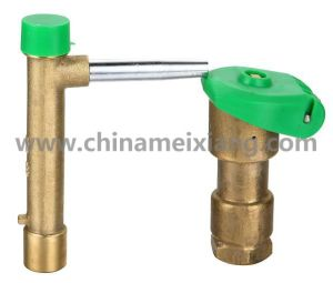 1′′ Brass Valve, Quick Coupling Irrigation Valve (MX9107) pictures & photos