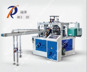 Automatic Paper Lid Forming Machine (Special Shaped) (RPL-50)