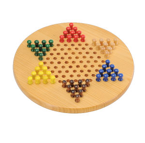 Wooden Checkers Game Chess Game (CB2251) pictures & photos
