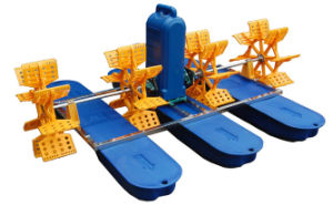 Competitive Price 2HP Shrimp Farming Aerator Paddle Wheel pictures & photos