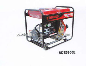 Industry 190A Diesel Welder (BDE190W) pictures & photos