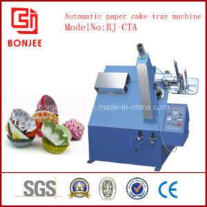Disposable Greaseproof Paper Cake Cup Making Machine (BJ-CTA)
