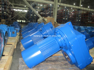 Parallel Shaft Helical Geared Motor, Parallel Shaft Helical Gear Box