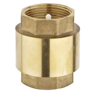 Brass Filter Valve with Plastic Core or Brass Core