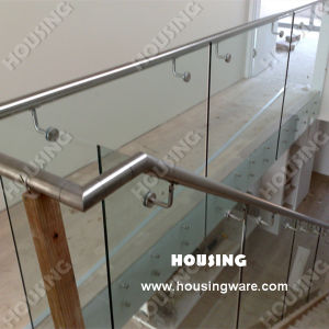 Versatile Seamless Glass Guardrail for You