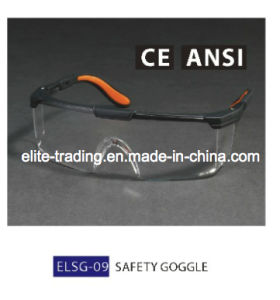 PC Anti-Scratch Safety Glasses with ANSI & CE Certified