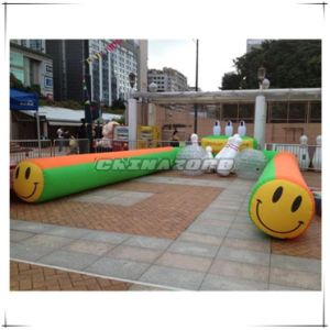 New Popular Combo Sport Games Inflatable Bowling Ball Game