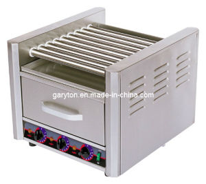 Hot Dog Grill for Grilling Hot Dog (GRT-RG9BW) pictures & photos