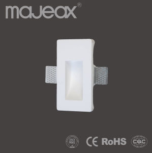 CE RoHS Approved Gypsum Wall Lamp (MW-3009)