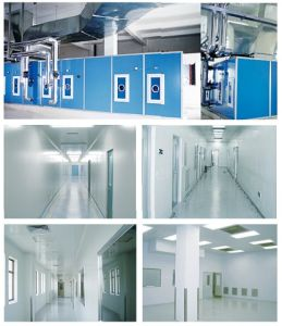 Shinva HVAC, Cleanroom, Isolator, Orabs, Crabs