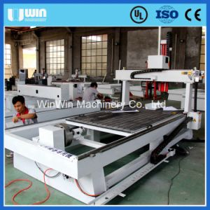 3D 4 Axis 1325 CNC Router for Wood, Woodworking, Advertising pictures & photos
